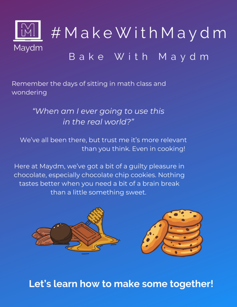 Baking With Maydm